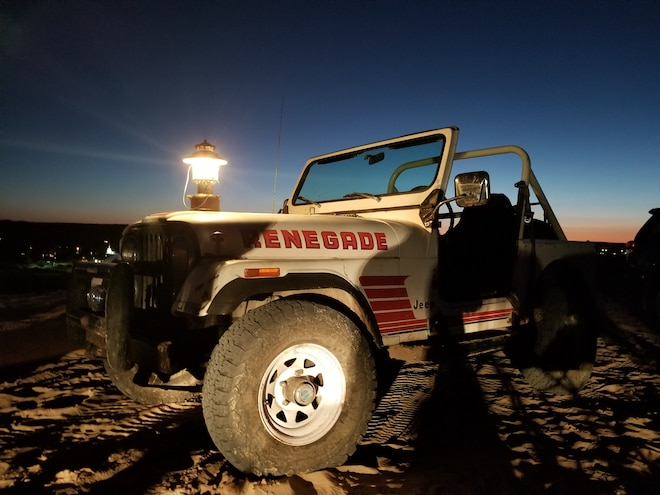 Kirk Cessac's 1985 Jeep CJ-7: BFGoodrich's WHAT ARE YOU BUILDING FOR? Contest Winner for July