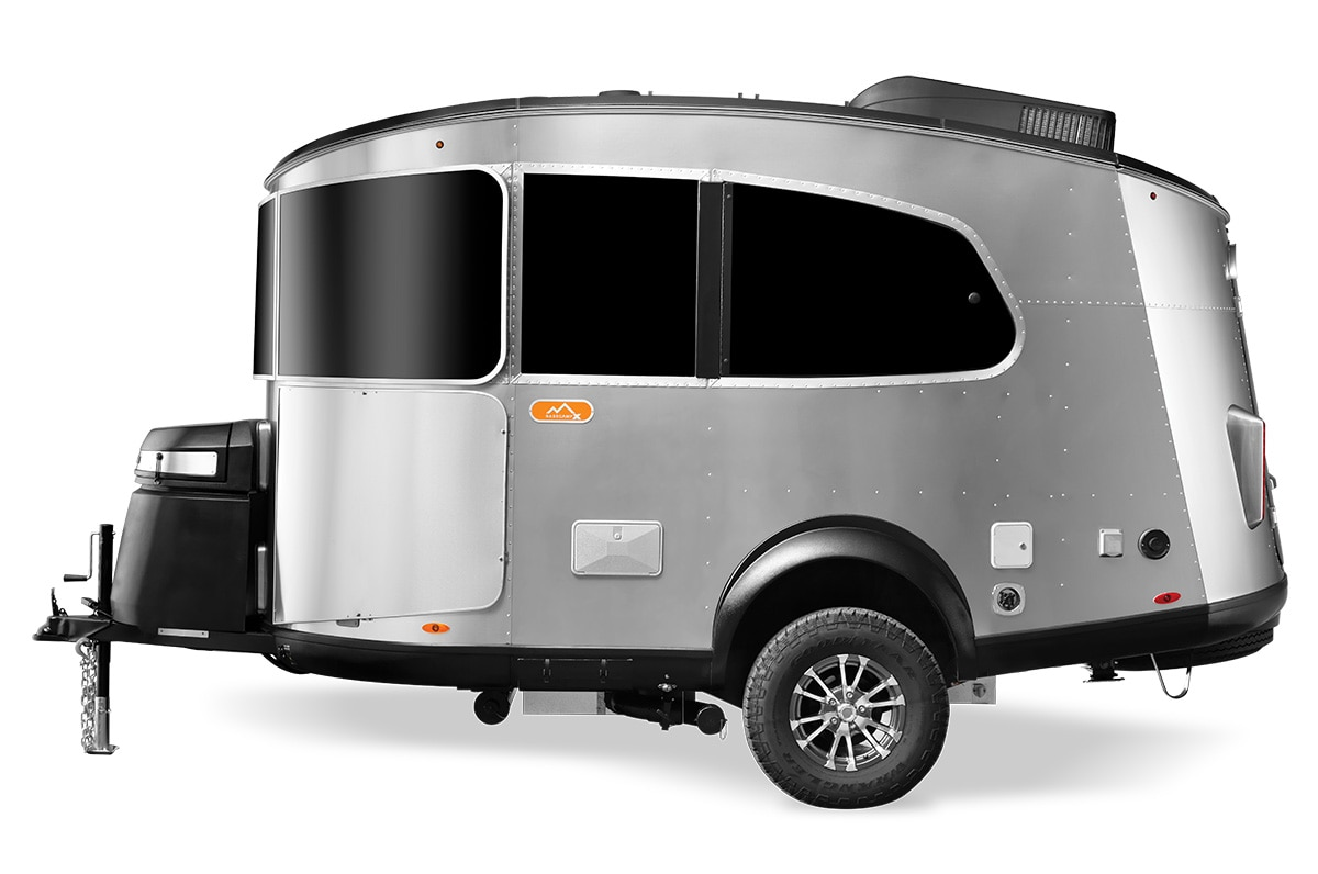 airstream basecamp x side profile