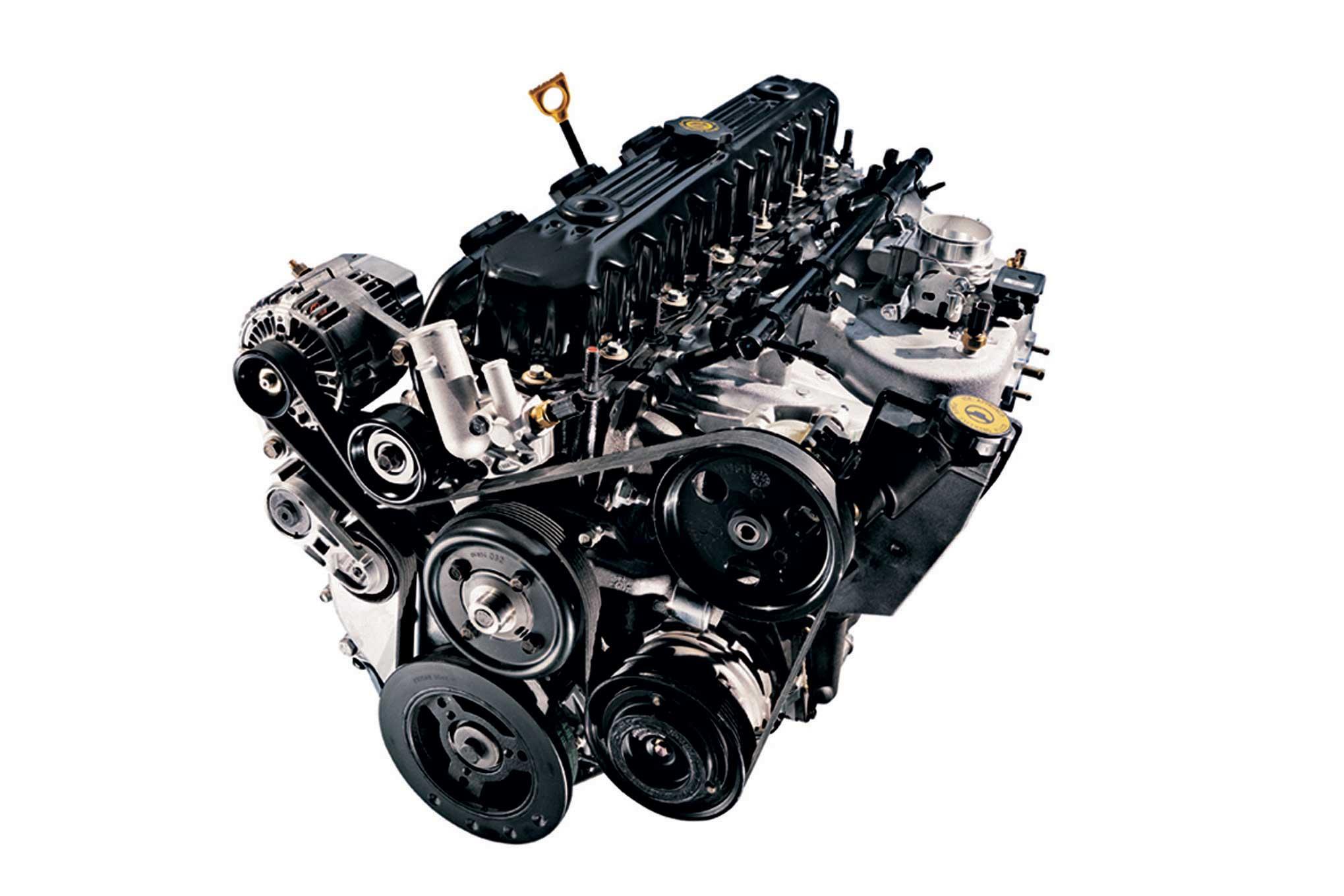 mailbag jeep wrangler 4.0L engine mods