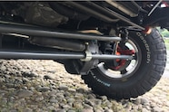 15 steering and fusion axle in jk wrangler