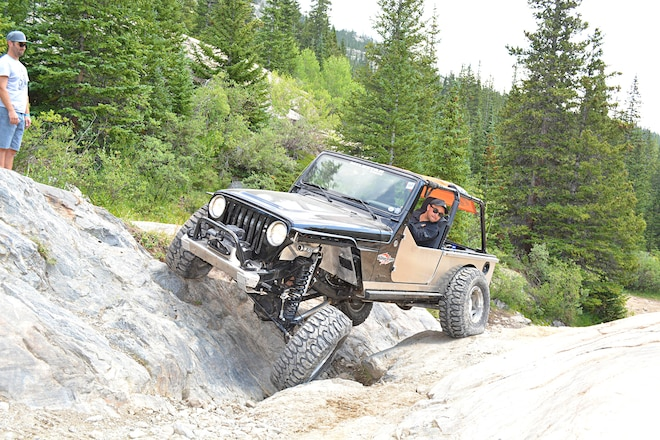 Trail Report: Wheeler Lake, Colorado