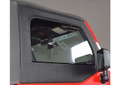 001 jeep mopar quadratec front upper side windows doors