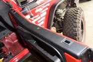 003 jeep mopar quadratec front upper side windows doors