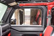 006 jeep mopar quadratec front upper side windows doors