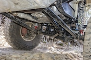07 toyota land cruiser front suspension