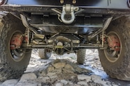 09 toyota land cruiser rear suspension