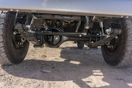 06 toyota land cruiser fj45 front axle
