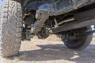 09 toyota land cruiser fj45 rear suspension