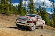 2018 colorado climb 2019 ram 1500 laramie longhorn on trail