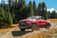 2018 colorado climb 2019 ram 1500 rebel on trail