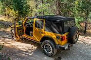 2018 colorado climb 2018 jeep wrangler door open
