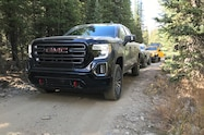 2018 colorado climb 2019 gmc sierra 1500 at4 on trail