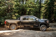 2018 colorado climb 2019 gmc sierra 1500 at4 side profile flex