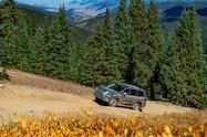 2018 colorado climb 2019 lexus lx570 on trail