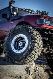 027 1997 ford ranger solid axle swap 1 tons pit bull tires