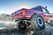 007 1997 ford ranger solid axle swap 1 tons pit bull tires