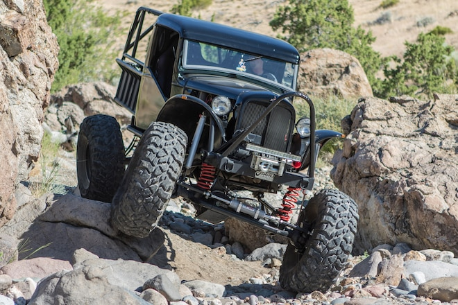 Think Your 4x4 Lacks Aftermarket Support? Try Building a 1935 Chevy Ton-and-a-Half