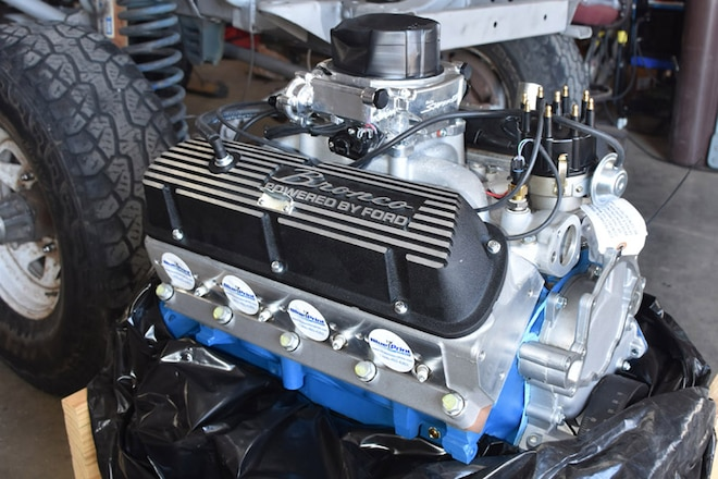 BluePrint Engines 306ci Bronco Edition Crate Engine