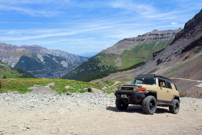 Scenes From the Summit: Classic Rigs and Routes at the 2018 FJ Summit