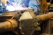 007 ballistic fab 14 bolt shave kit plate welding