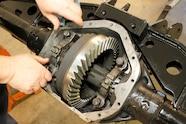 014 ballistic fab 14 bolt shave kit ring gear install