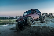 015 2007 jeep wrangler jk stretch evo long arm nitto trail grapplers