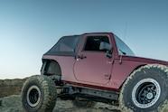 010 2007 jeep wrangler jk stretch evo long arm nitto trail grapplers