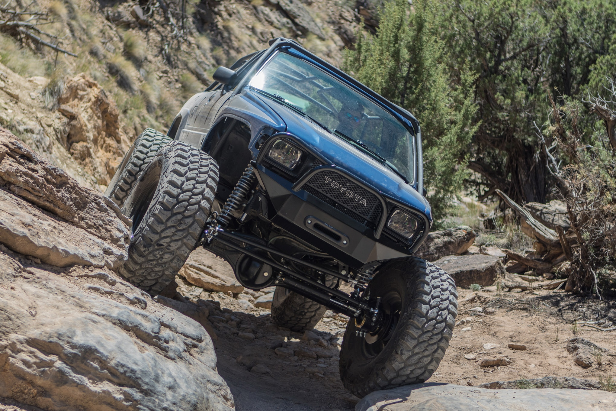 This 1996 Toyota 4Runner Proves IFS Doesn't Have to Be Weak