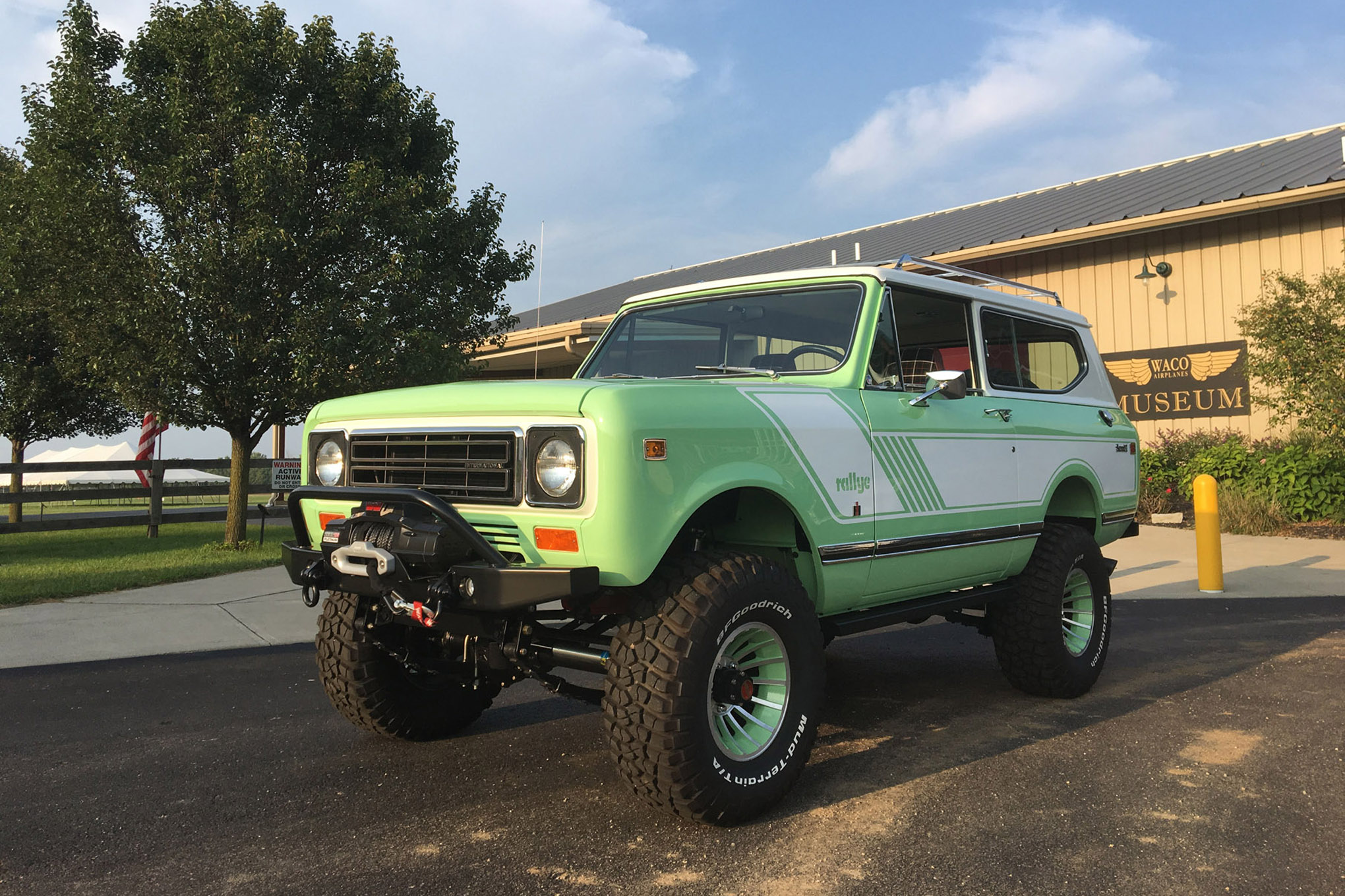 010 2018 scout all truck nationals 1979 scoutii rallye