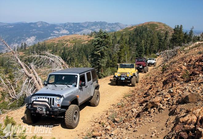Register Now for the 49th Annual Sierra Trek