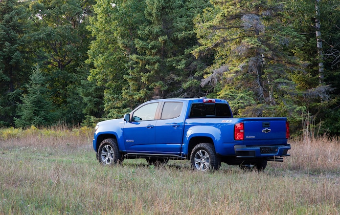 Chevrolet Adds Another Off-Road Truck to Lineup and Releases Pricing for the Bison