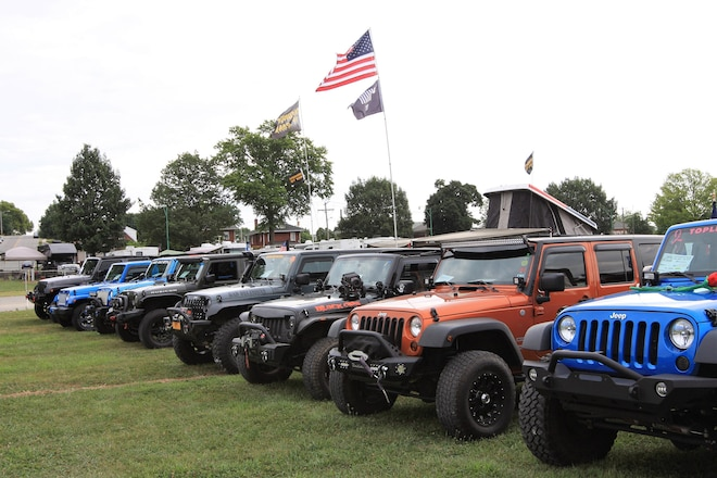 All Jeep Breeds Are Welcome Here