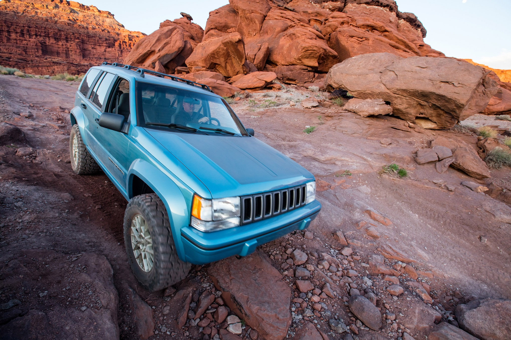 your jeep jeep grand cherokee 2017 moab concept car zj