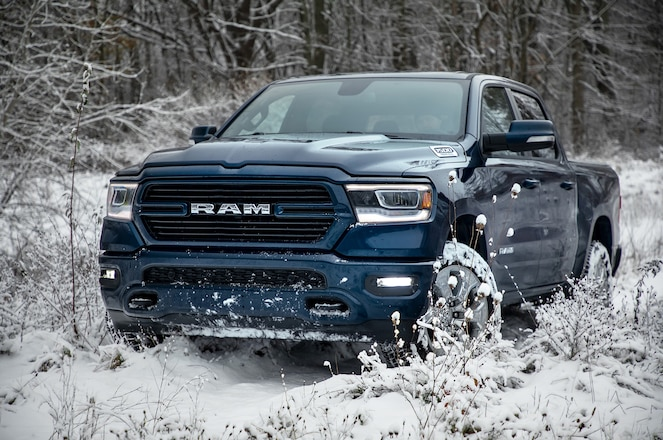 2019 Ram 1500 North Edition Arrives in Time for Harsh Winter Weather