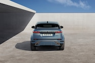 2020 range rover evoque exterior studio rear view 01