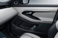 2020 range rover evoque interior front door panel