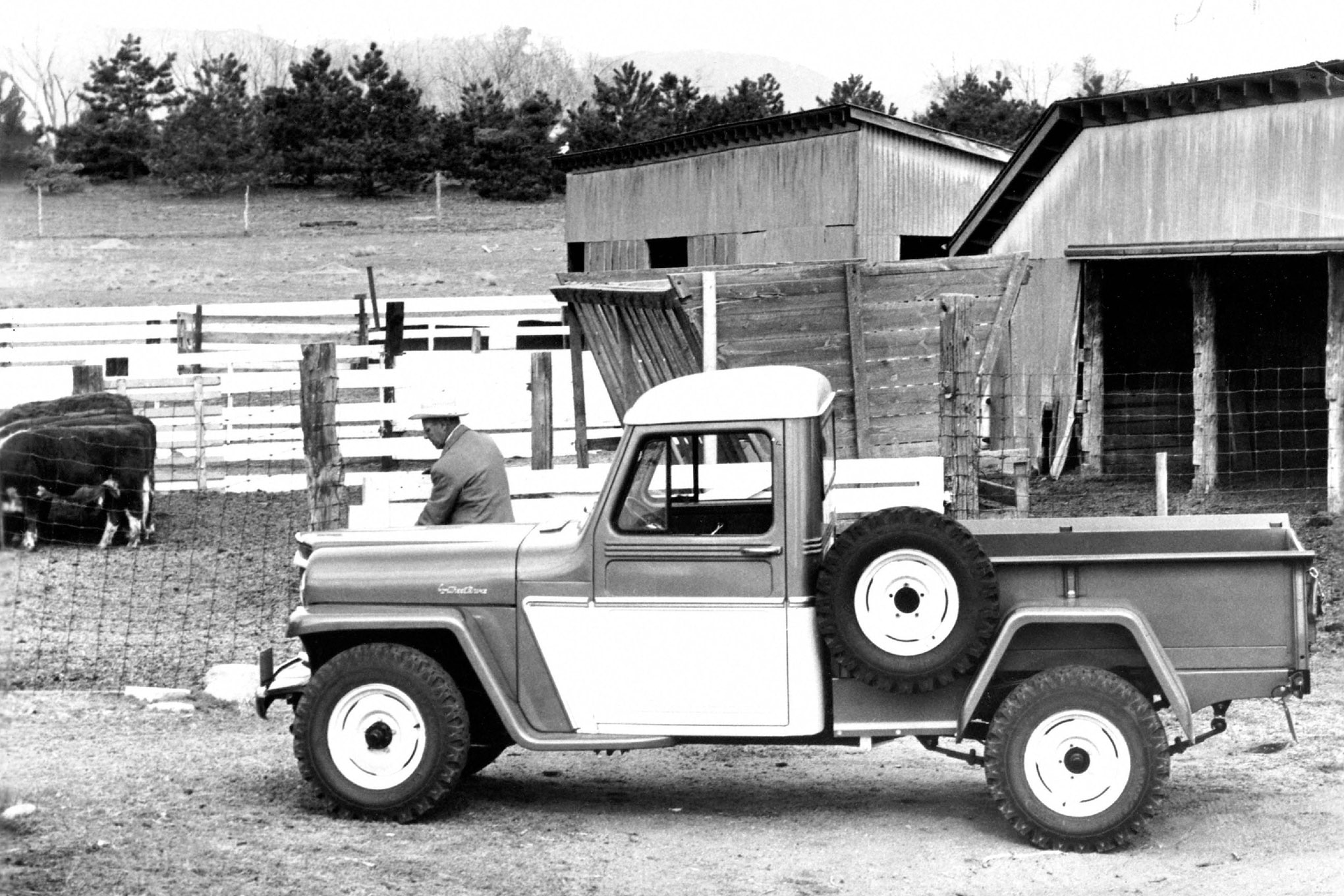 your jeep 1960 jeep willys pickup truck