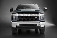 Chevrolet 2020 Silverado HD Front