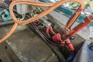 19 battery relocation jumper cables