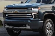 2020 chevrolet silverado 2500hd high country front end closeup