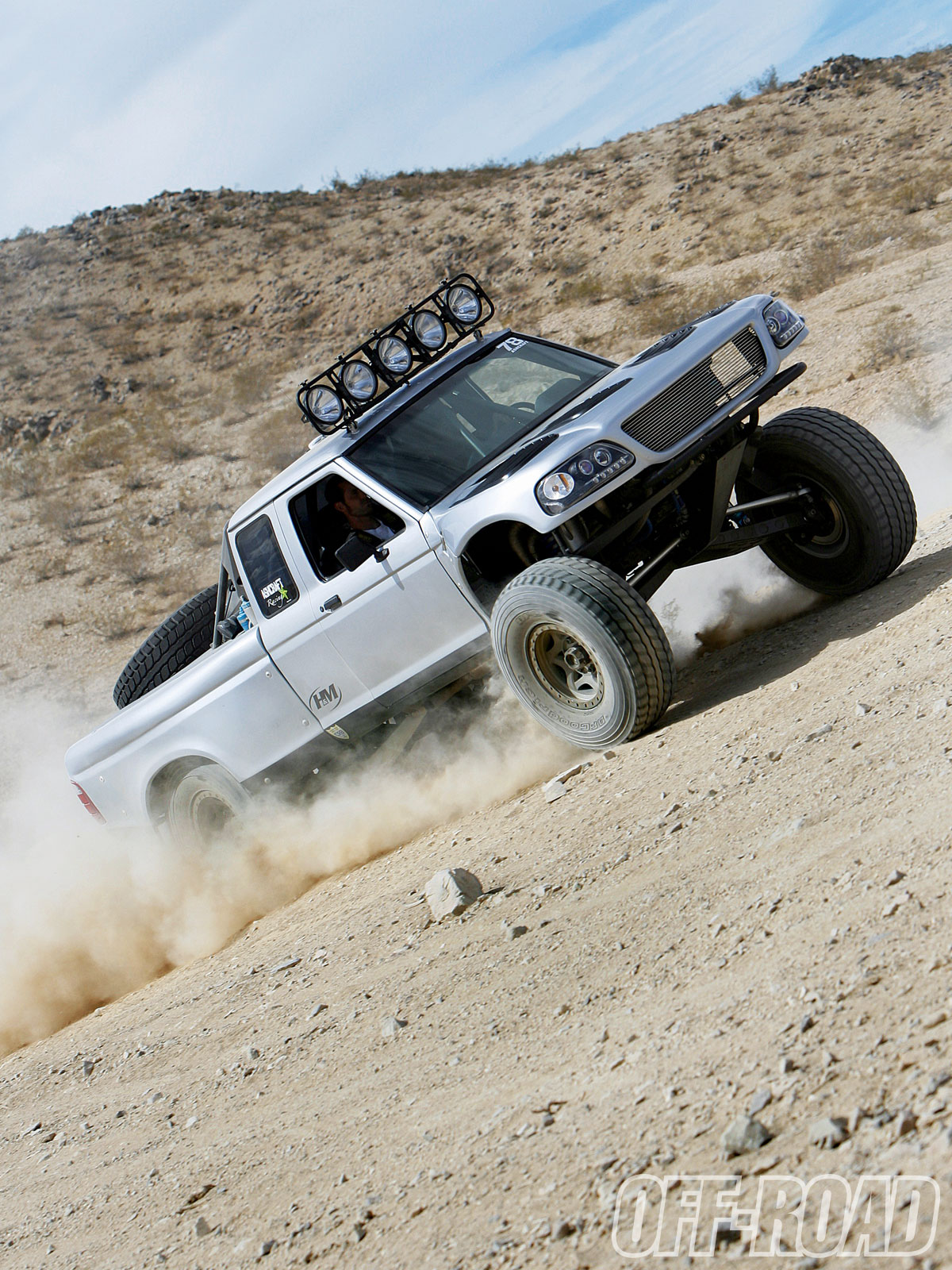 1002or 08 o+1992 ford ranger+uphill race