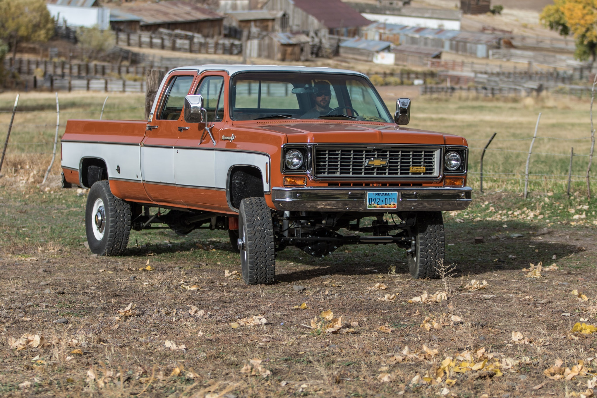 1974 Chevy C20: Why Buy a New Truck When You Can Build