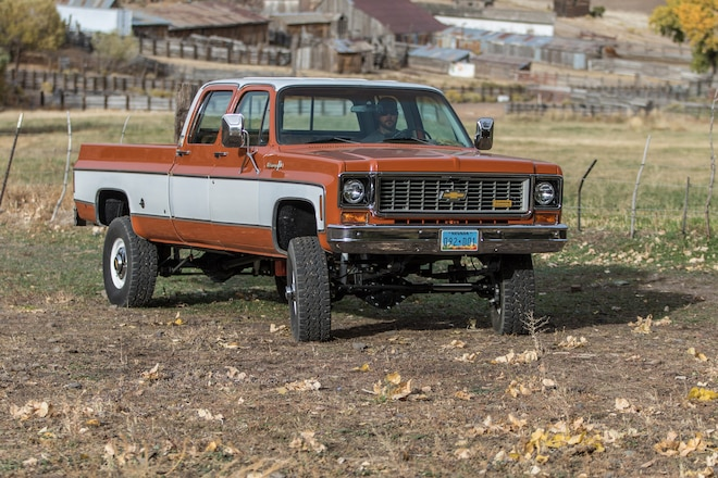 1974 Chevy C20: Why Buy a New Truck When You Can Build Something Better?