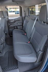 024 2019 chevy silverado 2.7l colorado zr2 bison first drive bison rear seating