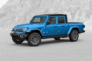 2020 jeep gladiator overland build and price exterior front quarter 01