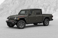 2020 jeep gladiator rubicon build and price exterior front quarter 02 doors and roof on