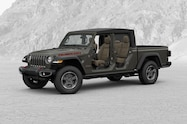 2020 jeep gladiator rubicon build and price exterior front quarter 03 doors off