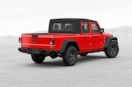 2020 jeep gladiator sport build and price exterior rear quarter 01