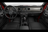 2020 jeep gladiator sport build and price interior