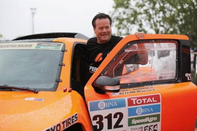 Robby Gordon Returns to the Dakar Rally